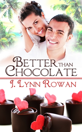 Three friends. A broken engagement. A surprise elopement. A big secret. A lot of chocolate.