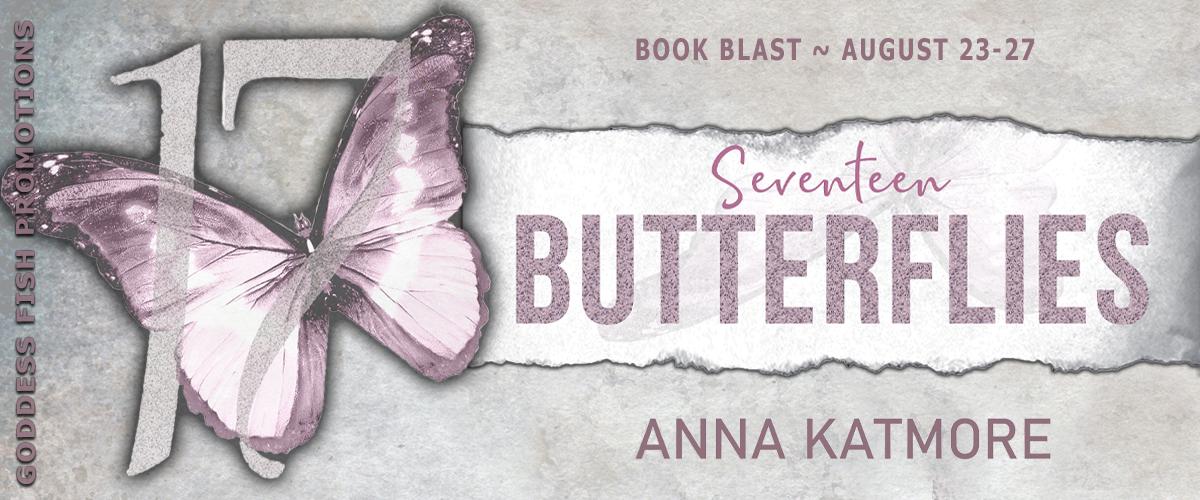 Tour Banner - Seventeen Butterflies